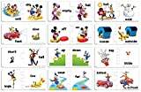 Eureka Disney's Mickey Mouse Clubhouse Back to School Opposite Words Puzzle for Kids, 12pc