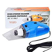 Extra brush to clean away dust and extra connector to clean thoroughly all corners of car, storage bag to keep all accessories and vacuum cleaner in organized manner Items included: 1 Vacuum Cleaner, Extension Connector, Brush Connector, User Manual ...