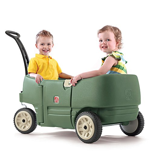Wagon for Two Plus Willow Green