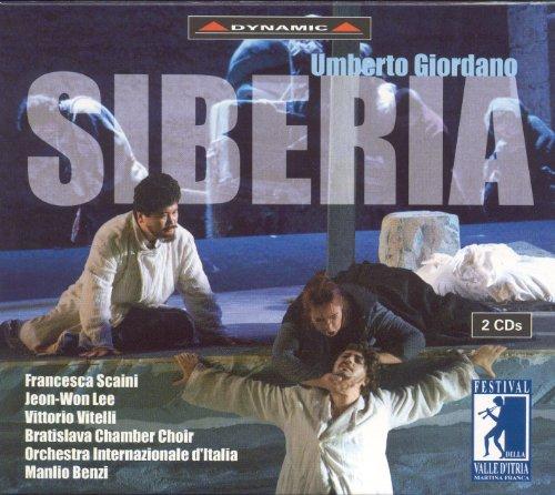 Siberia: Act III: O bella mia (Gleby, Stephana)