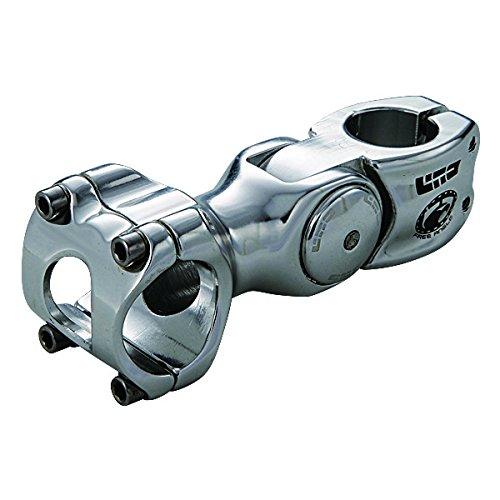 kalloy(カロイ) アジャスタブル(可変)アルミステム 自転車 ステム長:95mm シルバー 角度調整が出来る!