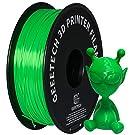 Нить GEEETECH PLA 1.75 мм для 3D-принтера Катушка 1 кг, зеленая