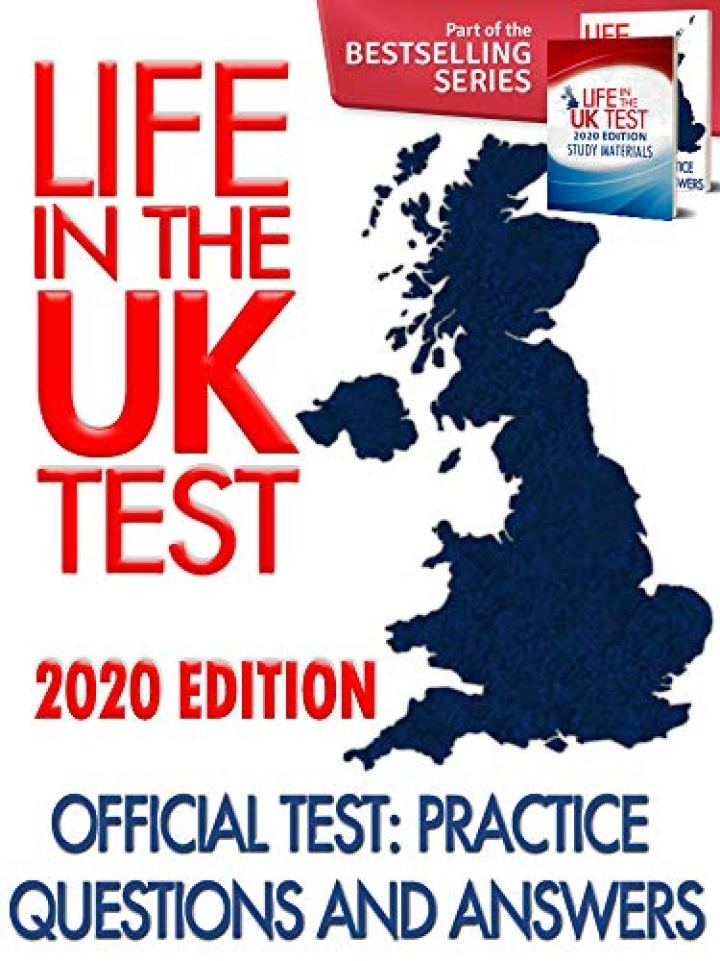 Life in the UK Test (2020 Edition) - Official Test: Practice Questions &  Answers: eBook: Johnson, Charles: Amazon.co.uk: Kindle Store