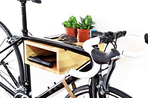portabici / bici stand legno / portabiciclette / accessori bicicletta - NEUQUEN