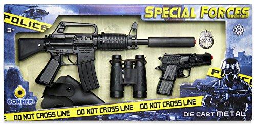 Gonher - Playset Fuerzas Especiales (446/6)