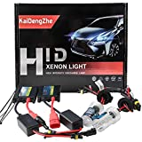2PCS H7 Kit de conversion au xénon HID + Ballast slim 55W 12V 6000K...