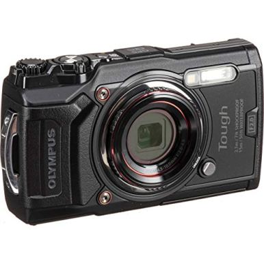 Olympus-Tough-TG-6-Digital-Camera-Black-with-Essential-Accessory-Bundle--Includes-SanDisk-Ultra-64GB-SDXC-Memory-Card-2X-Extended-Life-Sellers-Replacement-Batteries-with-Charger-More