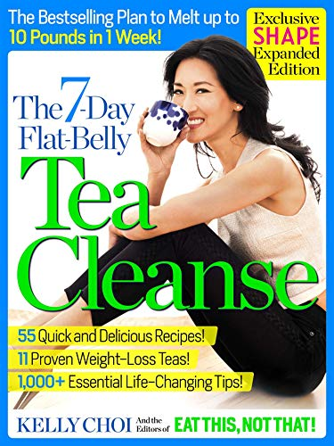 The 7-Day Flat-Belly Tea Cleanse - Exclusive Shape Expanded Edition 1
