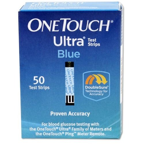 OneTouch Ultra Test Strips 50ct Box