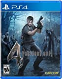Resident Evil 4 - PlayStation 4 Standard Edition (Video Game)