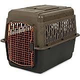Ruff Maxx 32' Kennel for Dogs Weighing 30-50 lbs, Camo/Orange