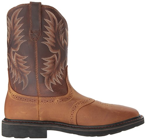 Ariat Men's Sierra Wide Square Toe Work Boot