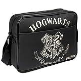 ARTESANIA CERDA Bolso Bandolera Harry Potter, Mochila para Niñas, Negro (Negro), 11x30x36 cm (W x H x L)