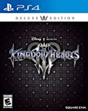 Kingdom Hearts III - PlayStation 4 Deluxe Edition (Video Game)