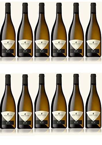 Vino Bianco del Friuli - 12 x 0,375 l. Pinot Grigio Isonzo - Masut Da Rive