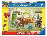 Ravensburger Puzzle - George B Puzzle 24 Giant Pavimento, 03046 0