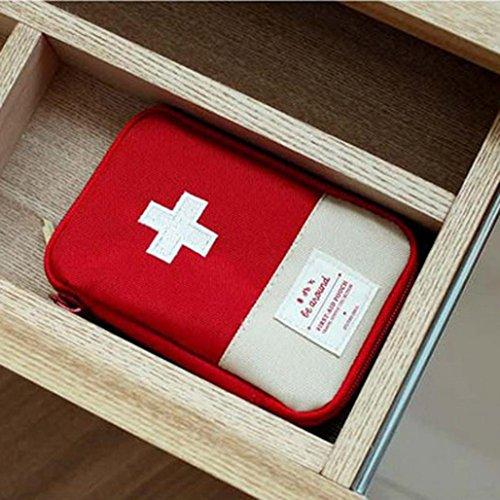 Sensail Trousse de Premier Secours, Sac d'urgence Médical pour Camping (L)