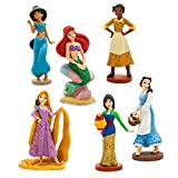 Disney Ensemble Officiel Figurine Princess 6 ''Once Upon a Time''