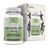 VITA1 Coenzyme Q10 100 mg • Puissant Antioxydant et protection cellulaire •...