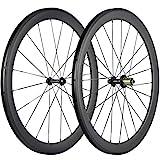 Superteam 38/50/60/88mm Carbon Wheelset 700c Clincher 23mm Wheel UD Matte Finish (50mm/23mm)