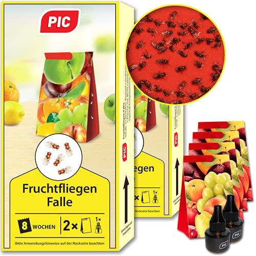PIC - Fruchtfliegen-Falle, Obstfliegenfalle und...