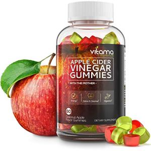 Apple Cider Vinegar Gummies - Delicious Apple Flavored Gummies with The Mother for Immune System - Enzyme, Detox Cleanse and Weight Loss Support, a Great Alternative to Apple Cider Vinegar Capsules 9 - My Weight Loss Today