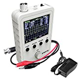 """STARTO Handheld Digital Oscilloscope Kit 2.4"""" TFT with BNC-Clip Cable Probe and Power Supply"""