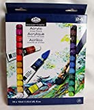 Royal & Langnickel Acrylic Paint Set 24pc, 24 Pieces