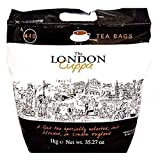 A tea specially selected and blended in London, England. Each box contains 440 tea bags net weight 1kg.