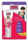 KONG Kitty KONG & Stuff'N Easy Treat Salmon Combo, Cat Toy