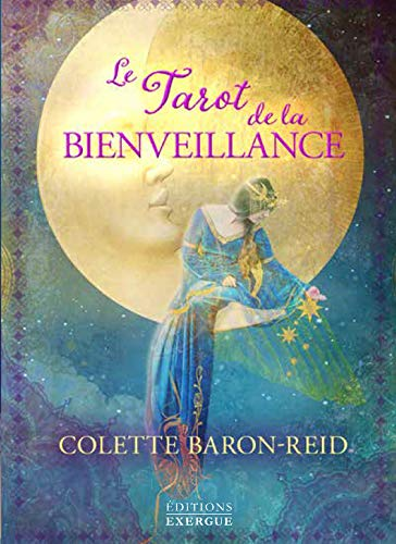 Le tarot de la bienveillance : Avec 78 cartes (Version Française)