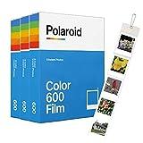 Polaroid Originals Lot de 600 films en couleurs (24 tirs) + album mural gratuit.