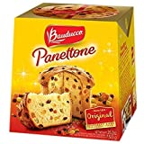 Bauducco Panettone Classic, Moist & Fresh, Traditional Italian Recipe, Holiday Cake, 26.2oz