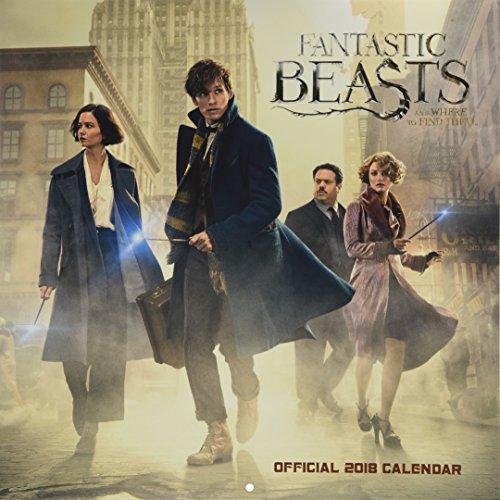 Fantastic Beasts Official 2018 Calendar - Square Wall Format (Calendar 2018)