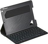 ロジクール タブレットキーボード iK1052BK ブラック Bluetooth キーボード一体型ケース iPad 第5世代 FOLIO 国内正規品 2年間メーカー保証