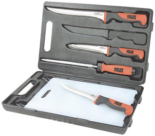 Angler's Choice PFTK-414 Porta-Fillet Kit,Multi