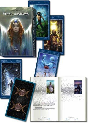 Book of Shadows: Book and Card Set Kit 23 by Barbara Moore...