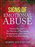 Signs of Emotional...image