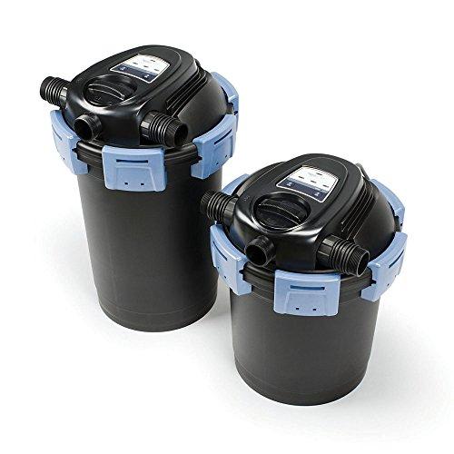Aquascape UltraKlean 2000 Gallon Biological Pressure Filter with UV Clarifier