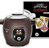 Moulinex Multicuiseur Intelligent Cookeo + Gourmet 6L 150 Recettes...