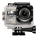 ICONNTECHS IT 4K Ultra HD impermeabile sport action camera, fotocamera subacquea, 170 ¡ã grandangolare lente, Full HD 1080P WIFI HDMI camcorder, casco,...