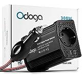 Odoga Convertisseur Transformateur Chargeur pour Voiture 300W 12V 220V-240V...