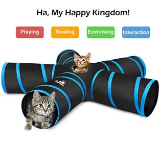 Cat Tunnel for Cats or Kittens
