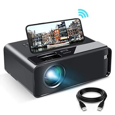 ELEPHAS 2020 WiFi Mini Projector