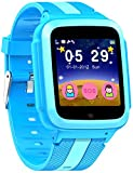 DanCoTek Smart Watch Unlocked 2G GSM Two Way Phone Call SOS Call for Kids with Games