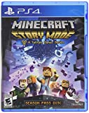 Minecraft: Story Mode - Season Disc - PlayStation 4 (Video Game)