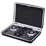 LTGEM EVA Hard Case for Numark Party Mix | Starter DJ Controller - Travel Protective Carrying Storage Bag
