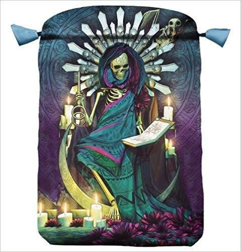 Santa Muerte Tarot Bag: Tarot Bag
