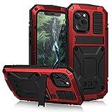 iPhone 12 Pro Max ケース,最強級金属合金 360 強力保護 軍用 耐衝撃 ケース アルミバンパー ……