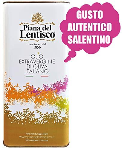 Piana del Lentisco Olio extravergine di oliva OGLIAROLA SALENTINA - 5 L